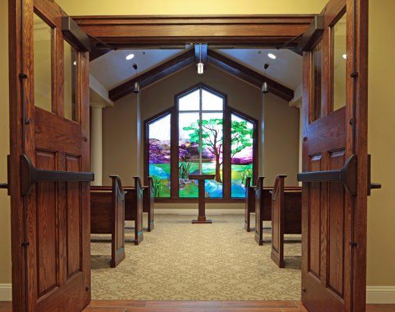 Hoffmann Hospice Home Chapel