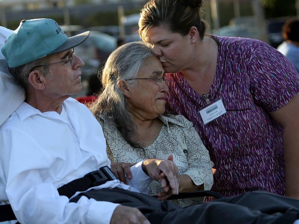 Outpatient Hospice Care