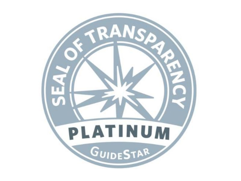 Seal of Transparency Platinum GuidStar